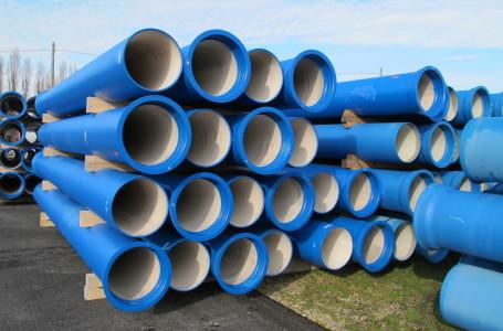 Budowa sieci wodociągowych