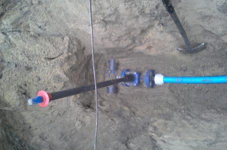 Przyłącza wodociągowe